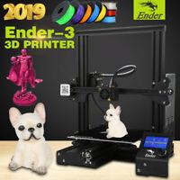 Creality3D Ender -3 V-slot Prusa I3 DIY Imprimante 3D Printer 220 x 220 x 250mm