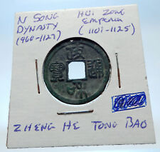1101AD CHINESE Northern Song Dynasty Antique HUI ZONG Cash Coin of CHINA i72368