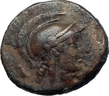 SELEUKOS II Kallinikos 246BC Seleukid Ancient Greek Coin ATHENA APOLLO i68051