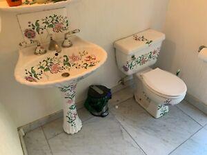 pedestal bathroom sinks for sale ebay