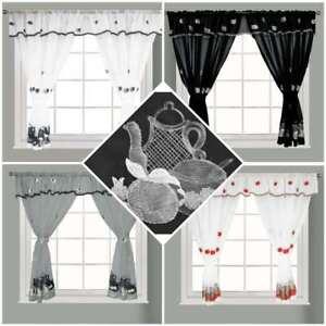 net curtain sets for sale ebay