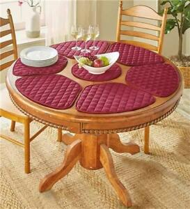 wedge shaped placemats for sale ebay