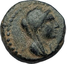 SELEUKOS IV Philopater 187BC Seleukid Ancient Greek Coin QUEEN LAODIKE IV i68005