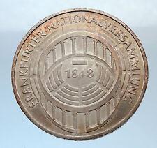 1973 GERMANY Proof Silver 5 Mark German Coin FRANFURT PARLIAMENT BUILDING i71932