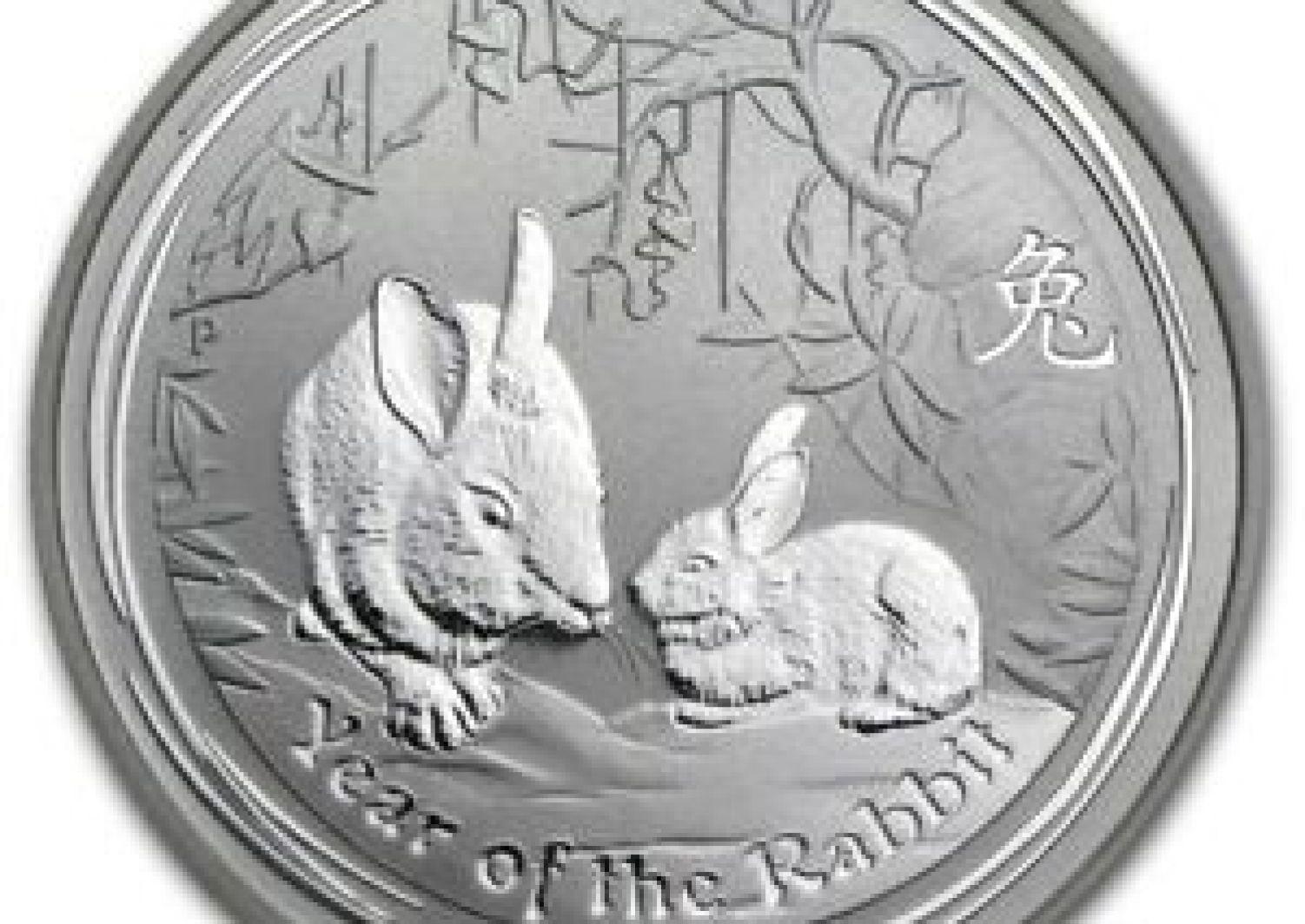 Las Mejores Ofertas En Ano Del Conejo Monedas De Plata Ebay
