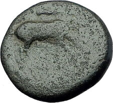 EPHESOS in IONIA 280BC Authentic Ancient Greek Coin BEE Stag & Quiver i63247