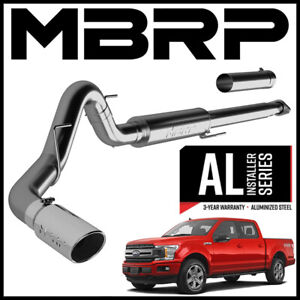 mbrp exhaust systems for ford f 150 for