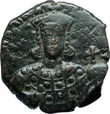 Constantine VII Porphyrogenitus 913AD Authentic Ancient Byzantine Coin i66082