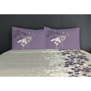 parures et housses de couette violet ebay