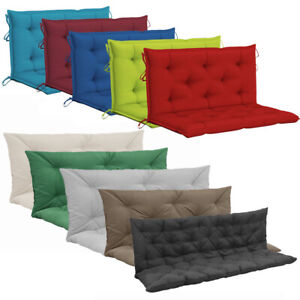 brown patio bench cushions pads for