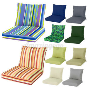 red striped patio furniture cushions