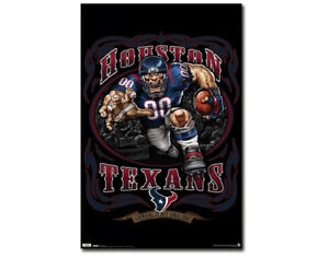 houston texans nfl posters for sale ebay