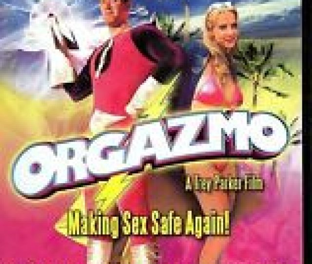 Orgazmo Dvd  Ron Jeremy Trey Parker From South Park Mormon In