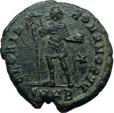 THEODOSIUS I the GREAT 379AD Heraclea RARE Authentic Ancient Roman Coin i66488