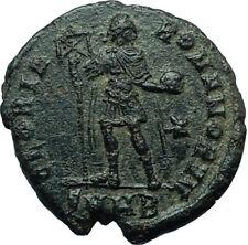 THEODOSIUS I the GREAT 379AD Heraclea RARE Authentic Ancient Roman Coin i66488