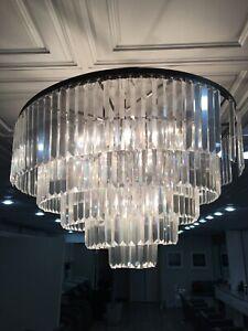 restoration hardware modern chandeliers