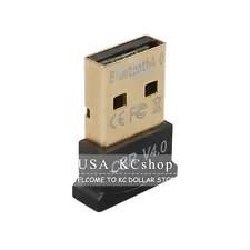 Mini USB Bluetooth 4.0 CSR4.0 Adapter Dongle for PC LAPTOP WIN XP VISTA 7 8