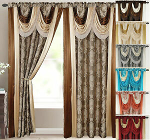luxury curtains for sale ebay
