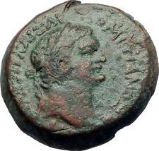 DOMITIAN 92AD CILICIA Irenopolis Neronias HYGEIA  Ancient Roman Coin  i73361