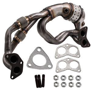headers for subaru forester