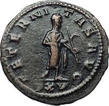 GALLIENUS 266AD Antioch Authentic Ancient Genuine Roman Coin AETERNITAS i68172