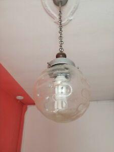 Lampadario in vetro di murano anni 60 vintage usato udine. Lampadario Anni 60 70 Acquisti Online Su Ebay
