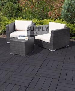 interlocking decking tiles for sale ebay