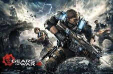 gears of war video gaming posters for