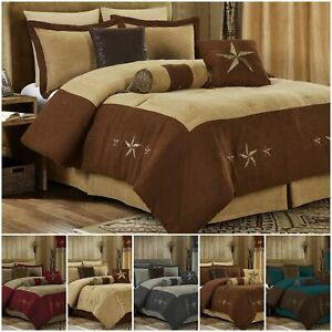 microsuede comforter for sale in