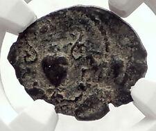 VALERIUS GRATUS Roman Jerusalem Prefect TIBERIUS LIVIA Biblical Coin NGC i70838