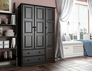 solid wood armoire products for sale ebay