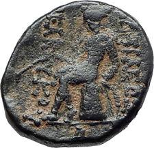 SELEUKOS III Keraunos 225BC Seleukid Ancient Greek Coin ARTEMIS & APOLLO i75445