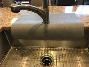 sink splash guard in other kitchen