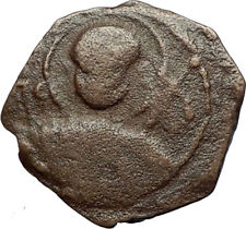 CRUSADERS of Antioch Tancred Ancient 1101AD Byzantine Time Coin St Peter i69672
