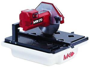 mk diamond tile saws for sale in