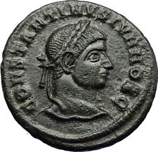CONSTANTINE II Jr - Son of Constantine the Great 321AD Ancient Roman Coin i70796
