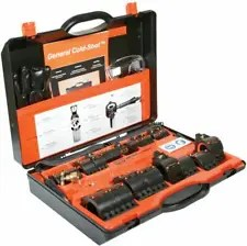 General Wire CST2 Cold-Shot Pipe Freeze Kit, Small, Black and orange