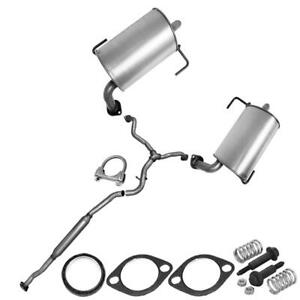 exhaust systems for subaru outback for