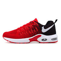 Flyknit Flywire Athletic Sports Men's Air Cushion Fashion Sneakers Casual Shoes