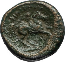 Philip II 359BC Olympic Games HORSE Race WIN Macedonia Ancient Greek Coin i66751