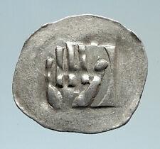1300-1400AD GERMANY German States Hall in Schwaben Schwäbisch Silver Coin i75382