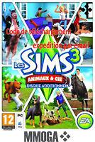 Les Sims 3 Animaux et Cie d'extension Sims 3 Pets Addon PC Origin Code - EU & FR