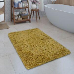 tapis de bain jaunes ebay