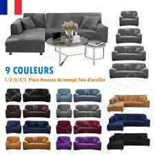Housses De Canape Fauteuil Et Salon Pour La Maison Pour Canape 3 Places Ebay