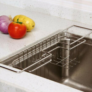 silver kitchen sponge holders for sale