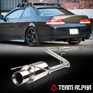 exhaust systems for honda prelude for