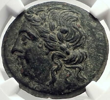 PRUSIAS I Cholos Bithynia Kingdom 228BC Authentic Ancient Greek Coin NGC i70147