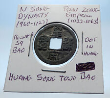 1022AD CHINESE Northern Song Dynasty Antique REN ZONG Cash Coin of CHINA i72701