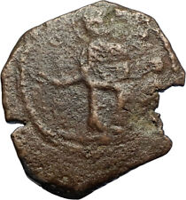 CRUSADERS of Antioch Tancred Ancient 1101AD Byzantine Time Coin St Peter i69676