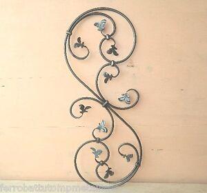 Dai nuova vita ai tuoi ambienti con decorazioni personalizzate su misura. Decorazioni Ferro Battuto Acquisti Online Su Ebay